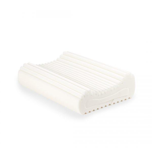 Contoured Memory Foam Adjustable Pillow